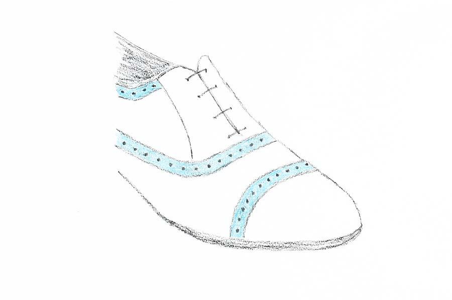 scarpa francesina